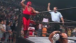 Lizmark Jr. vs. Villano IV: Nitro, September 1, 1997