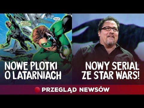🔴 Przegląd newsów: Nowe info o Latarniach, Jon Favreau zrobi serial Star Wars!