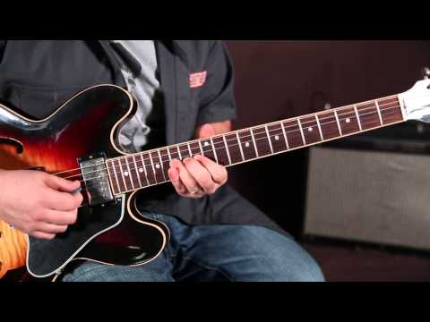 Allman Brothers  Whipping Post  Guitar Less  How to Play, Tutorial, Blues Rock, Duane