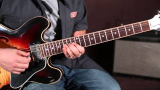 Allman Brothers - Whipping Post - Guitar Lesson - How to Play, Tutorial, Blues Rock, Duane