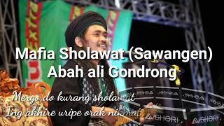 Mafia Sholawat (Sawangen) - Gus Ali Gondrong