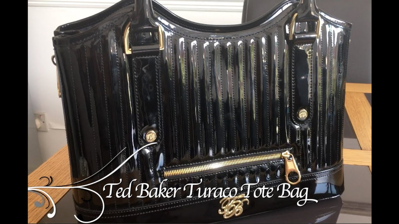 Ted Baker Turaco Black Quilted Tote Bag Review | ItsKaysWorld ... : ted baker quilted tote bag - Adamdwight.com