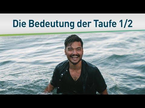 Was Die Bibel über Die Taufe Sagt 1/2 – Bayless Conley