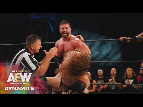 Was FTR Able to Defeat the Jurassic Express? | AEW Dynamite, 9/16/20