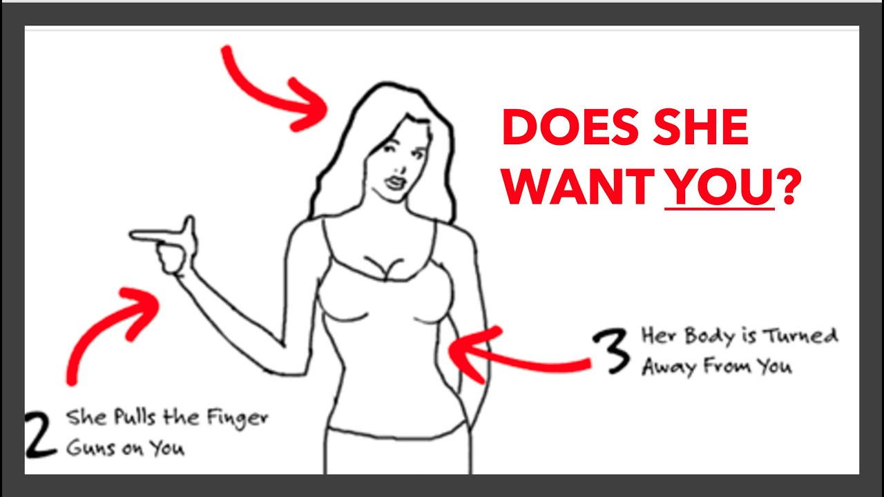 """5 """"Tests"""" To Tell if a Woman Wants You 