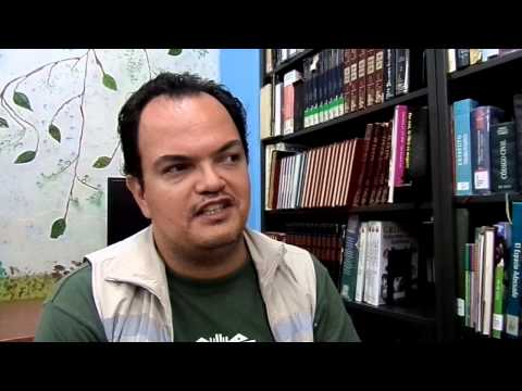 Gabriel Vanegas de la Biblioteca San Javier. Parte 2 thumbnail