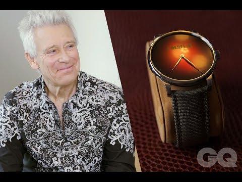 See inside U2 bassist Adam Clayton's amazing watch collection