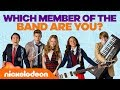 School of Rock QUIZ  🎸 Which Member Are You? | #KnowYourNick