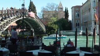Venecia - Italia.  Imágenes de la ciudad.(HD)