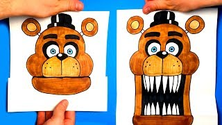 CREATE YOUR FREDDY ANIMATRONIC - Five Nights at Freddy