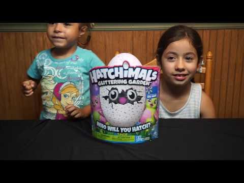 Hatchimals Glittering Gardens Burtle Walmart Exclusive!