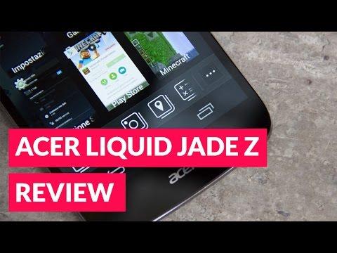 Acer Liquid Jade Z: Recensione ITA • Ridble