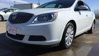Used Buick Verano *FOR SALE* / CX-1, FWD, White / 17p017