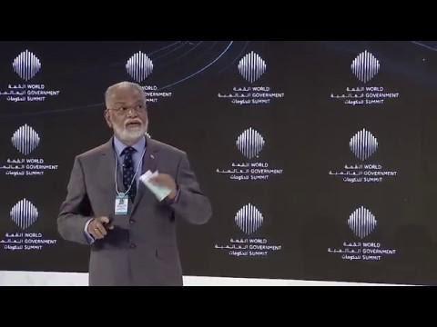 India's Misson To Mars - Dr. K. Radhakrishnan - World Government Summit 2018/Highlights