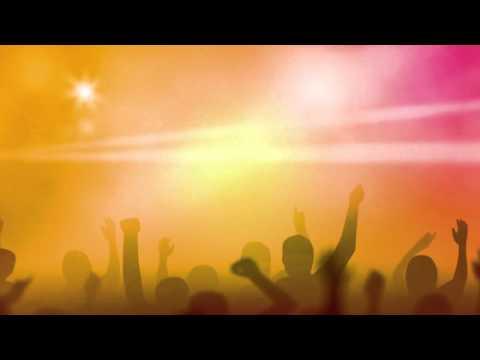 Rock Concert Crowd HD loop