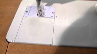 Antique 7 Stitch Bernina 817 Vintage Sewing Machine w/Table