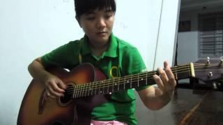 Nấm lùn di động (Love at the gate) - Guitar solo - Khánh Vy