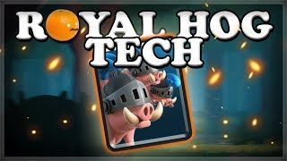 how to use counter royal hog card for new june update sneak peek 1 clash royale 🍊