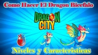 Como Hacer El Dragon Bicefalo De Dragon City