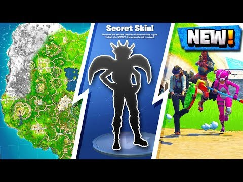 *NEW* Fortnite Big UPDATE! | Snow Biome, Permanent TRIO Gamemode ( Leaks )