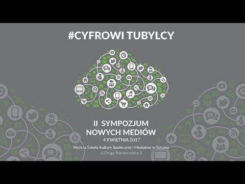 "#CyfrowiTubylcy – dr Karolina Dziewulska-Siwek – ""Social media a medioza"""