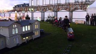 Dampfbahn Leverkusen: Weihnachtsmarkt Schloß Bensberg 2011 (HD) (03:30)