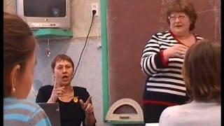 13.12.2011 г. 5 ч. В ШРМ 34 Казани Урок физики в школе глухих