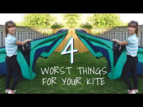 4 Worst Things For Your Kite