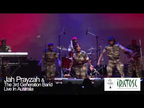 Jah Prayzah Live In Australia DVD Out June 1