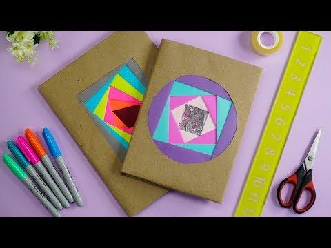 cómo-hacer-un-forro-para-cuaderno