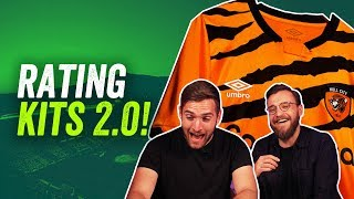 """This makes me feel sick!"" Rating new kits PART 2!"