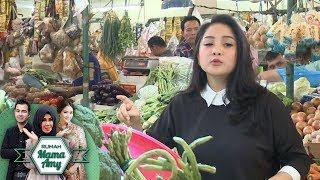 Wanita Sederhana, Nagita Slavina Ga Gengsi Belanja di Pasar - Rumah Mama Amy (16/1)