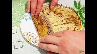 Секрет самого сочного мясного фарша для блинчиков рецепт от шеф-повара / Илья Лазерсон