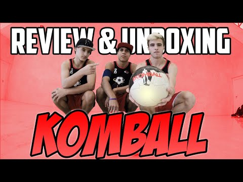 Review #4 KOMBALL FRANCE - Freestyle Fútbol España