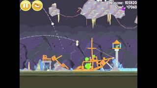 Video Angry Birds 17-15 Mine & Dine 3 Star Walkthrough download MP3, 3GP, MP4, WEBM, AVI, FLV Juli 2018