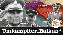 "Jugoslawienkrieg: So beherrschte Diktator Tito den ""Balkan"". 1. Teil | ZDFinfo Doku"