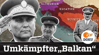 "Jugoslawienkrieg So beherrschte Diktator Tito den ,,Balkan"". 1. Teil ZDFinfo Doku"