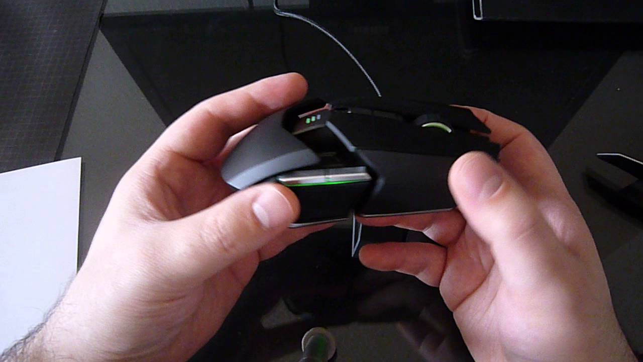 Razer Ouroboros Mouse Drivers Windows 7