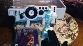 SAINTS ROW IV SUPER DANGEROUS WUBWUB EDITION UNBOXING (PS3)