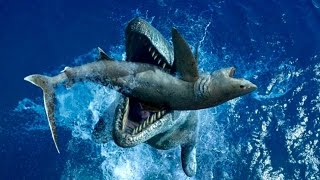 10 Terrifying PreHistoric Monsters
