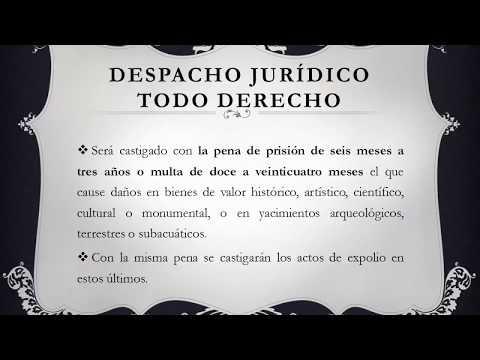 delito-contra-el-patrimonio-histórico-artículo-323-del-código-penal.