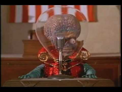 Mars Attacks! is listed (or ranked) 40 on the list Films Scored By Danny Elfman