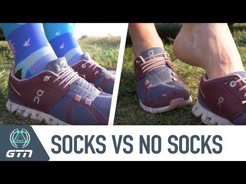 Socks Vs No Socks | What To Wear For Triathlon