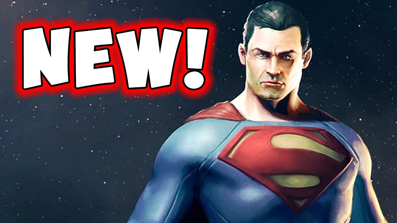 New Superman Game Coming Soon Youtube