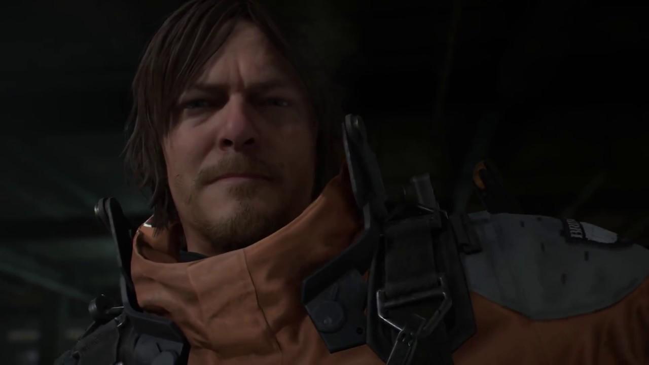 Death Stranding E3 2018 Gameplay Teaser Trailer