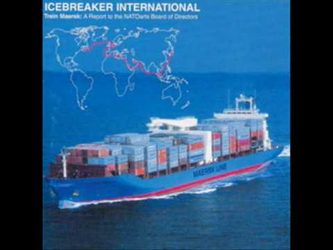 Icebreaker International - Port of Yokohama