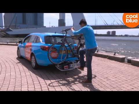 Hoe bevestig ik de Thule Europower 916 fietsendrager?
