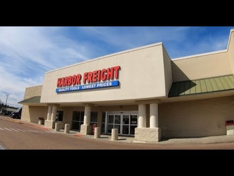 Locksmith Shopping Trip To Harbor Freight (the Cheap Tool Place!)