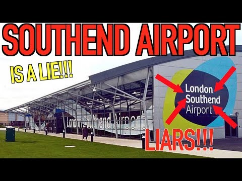 LONDON SOUTHEND AIRPORT IS A LIE! (DJ Vlog / Daily vlog)