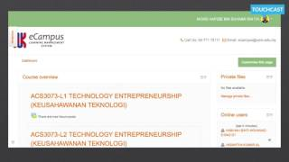 Garis panduan status blended learning UMK